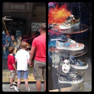New Star Wars VANS are a hit over here too!