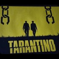 A Tarantino inspired bar!