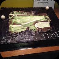 quite a cake!