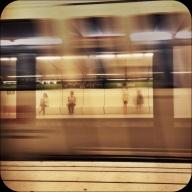 train station long expo...