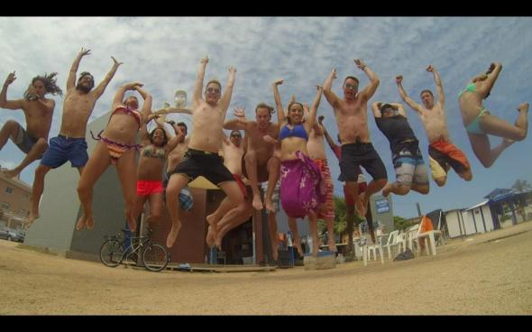 Costa Brava Jump Shot